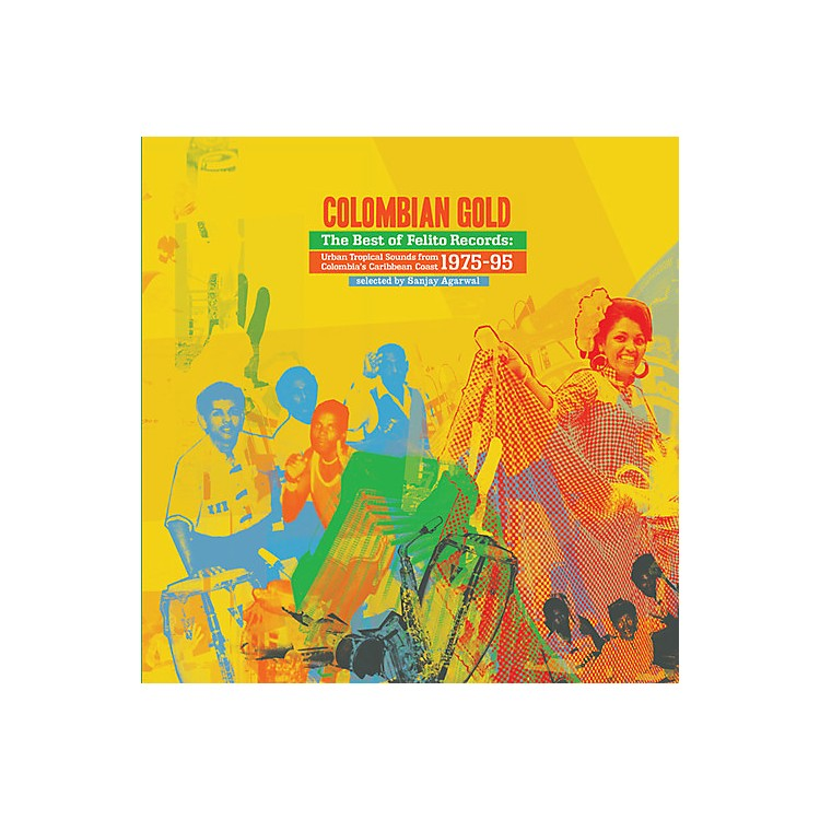 AllianceVarious Artists - Colombian Gold: Best Of Felito Records / Various