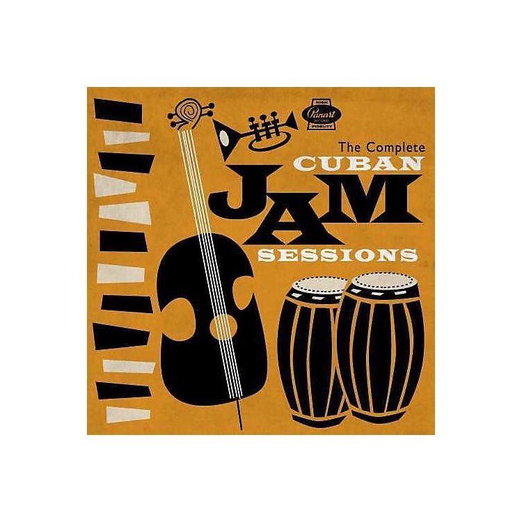 AllianceVarious Artists - Complete Cuban Jam Sessions (Various Artists)