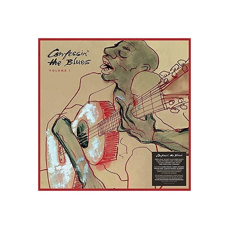 AllianceVarious Artists - Confessin The Blues / Various