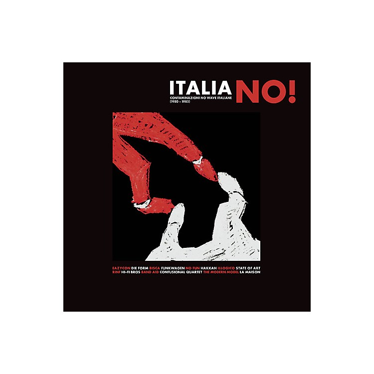 AllianceVarious Artists - Contaminazioni No Wave Italiane (1980-1985) / Var