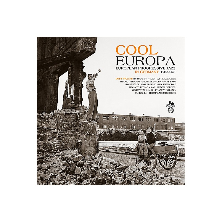 AllianceVarious Artists - Cool Europa: European Progressive Jazz / Various