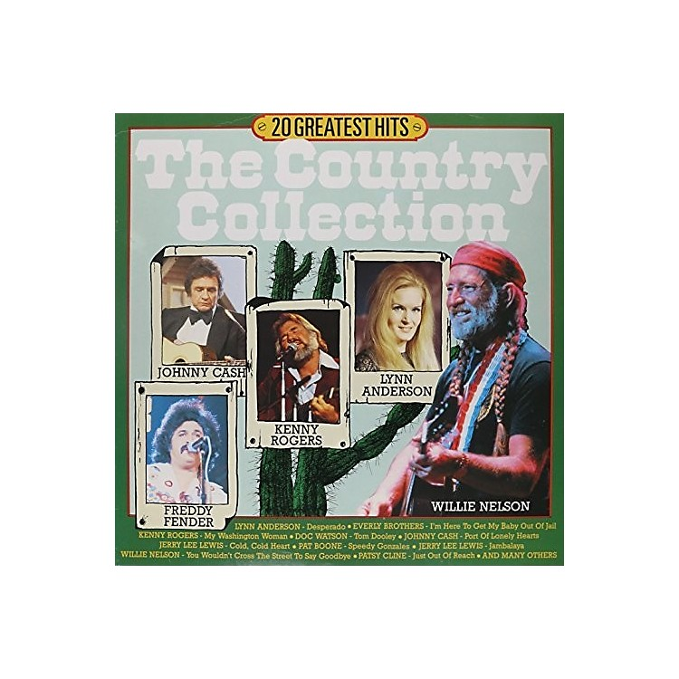 AllianceVarious Artists - Country Collection (60's&70's) / Various