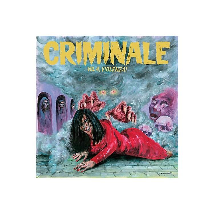 AllianceVarious Artists - Criminale Vol. 4 - Violenz
