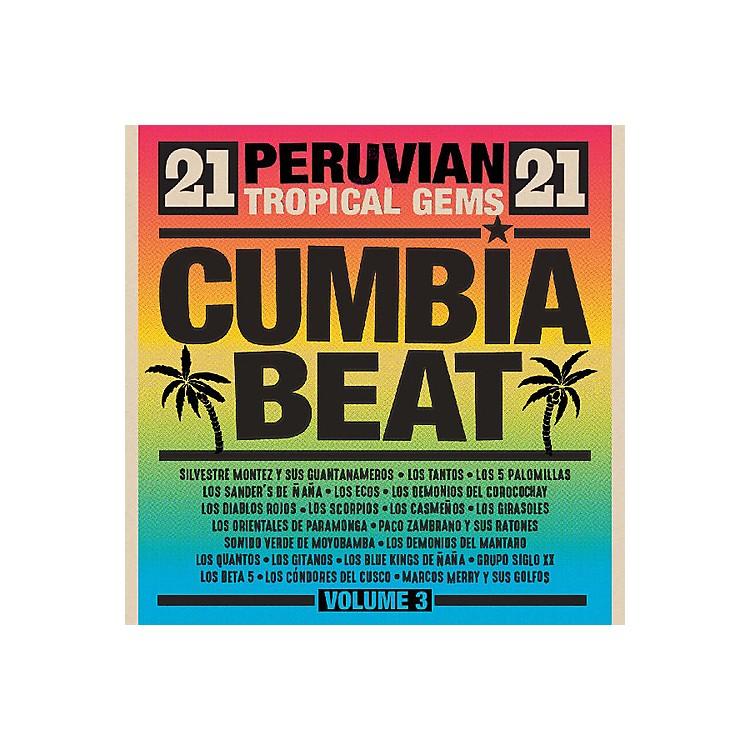 AllianceVarious Artists - Cumbia Beat Volume 3: 21 Peruvian Gems