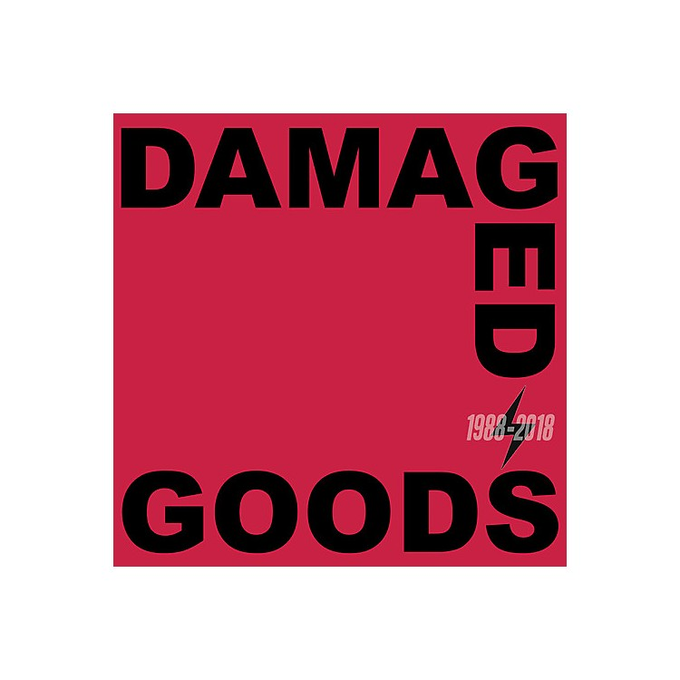 Alliance Various Artists - Damaged Goods 1988-2018