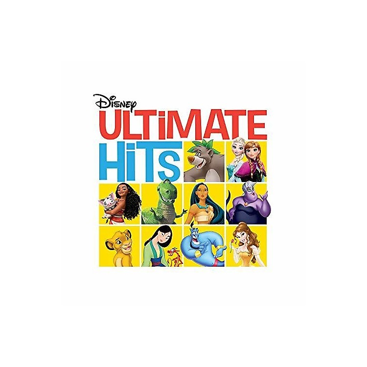 Alliance Various Artists - Disney Ultimate Hits (Various Artists)