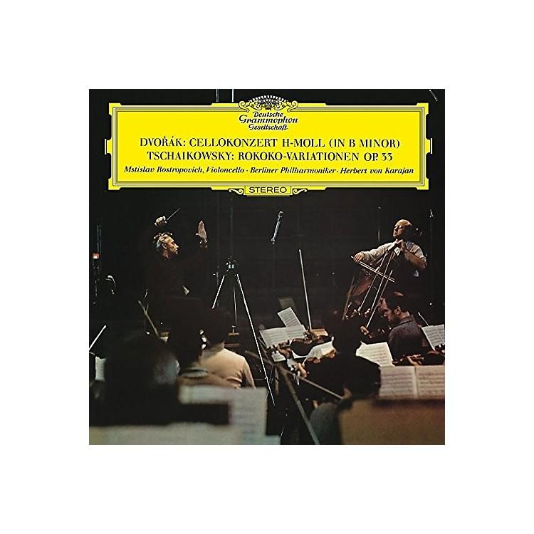 AllianceVarious Artists - Dvorak: Cello Concerto in B Minor Op 104