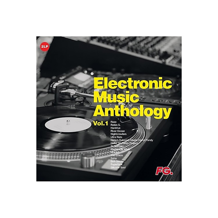 Alliance Various Artists - Electronic Music Anthology By FG Vol 1 / Various
