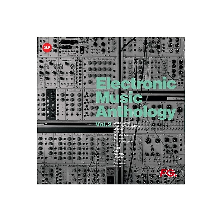 AllianceVarious Artists - Electronic Music Anthology By FG Vol 2 / Various