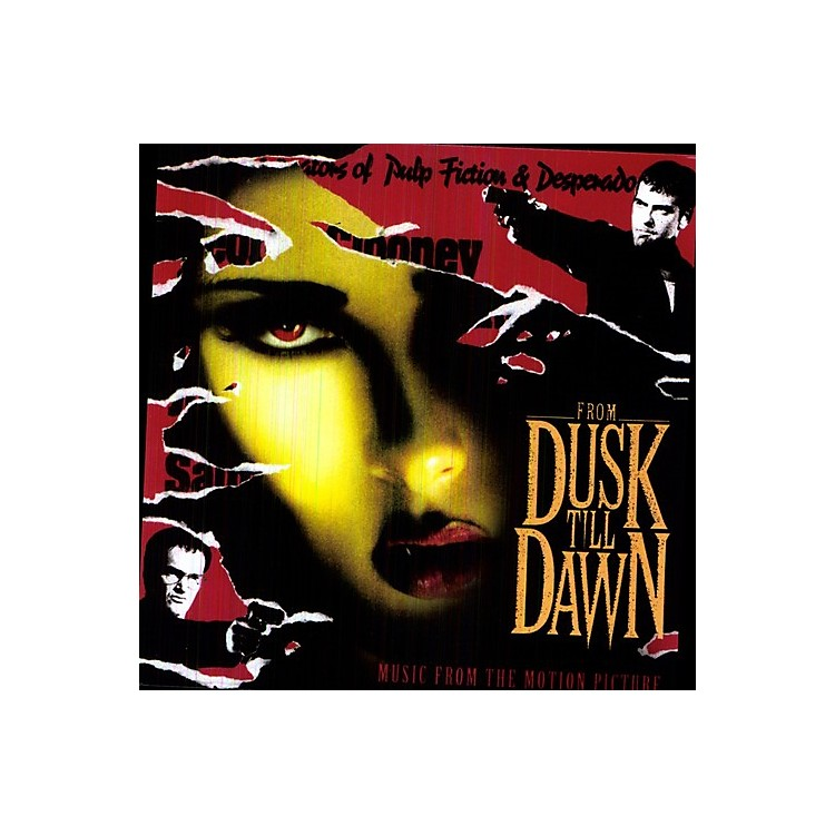 AllianceVarious Artists - From Dusk Till Dawn (Original Soundtrack)