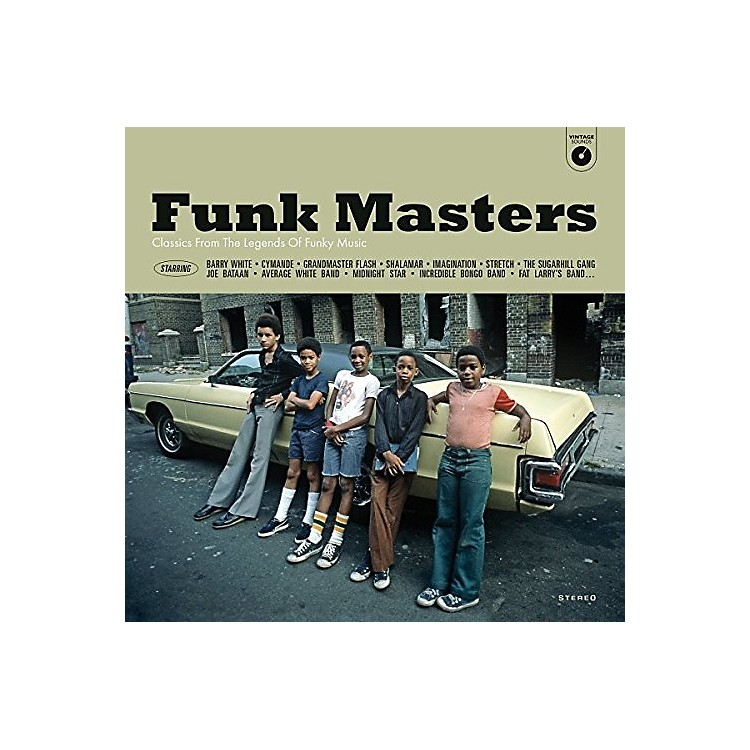 Alliance Various Artists - Funk Masters / Various