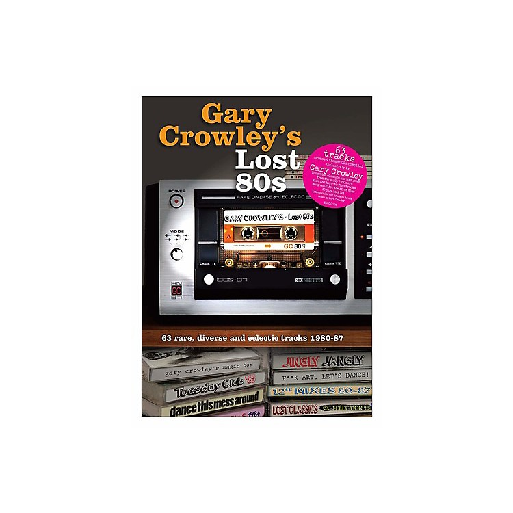 AllianceVarious Artists - Gary Crowley's Lost 80s (CD)