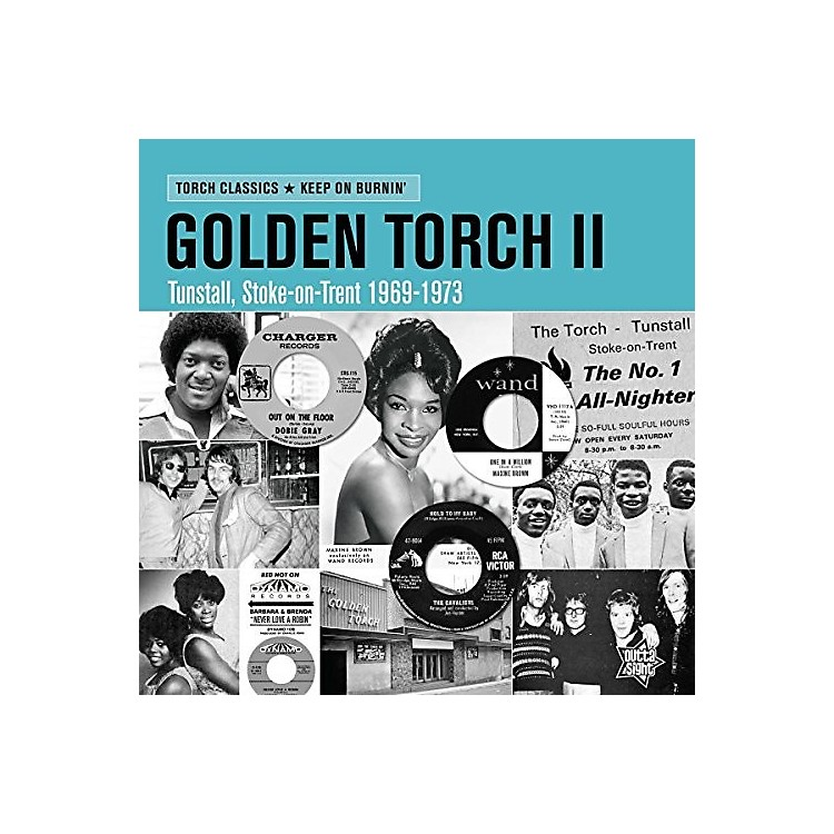 Alliance Various Artists - Golden Torch 2 / Various