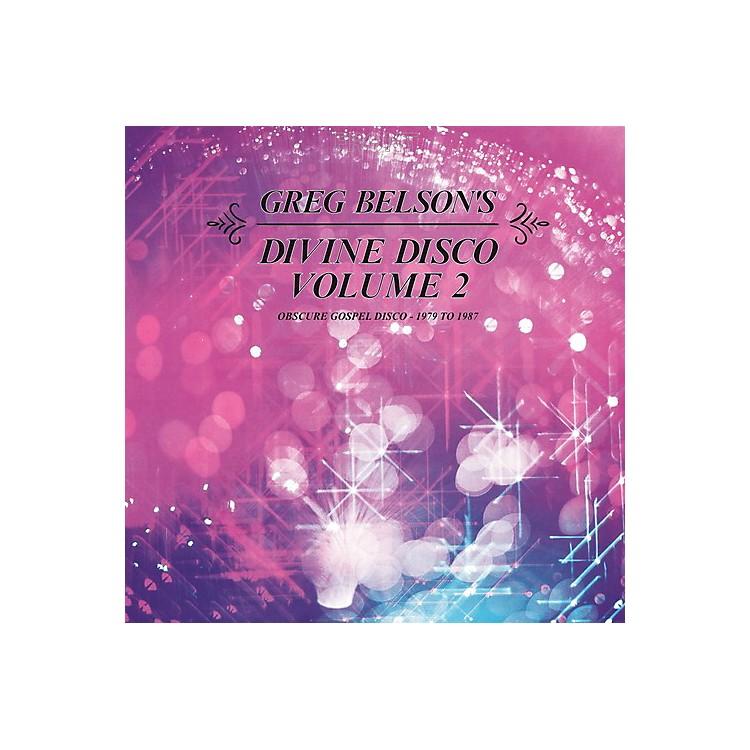 AllianceVarious Artists - Greg Belson's Divine Disco 2