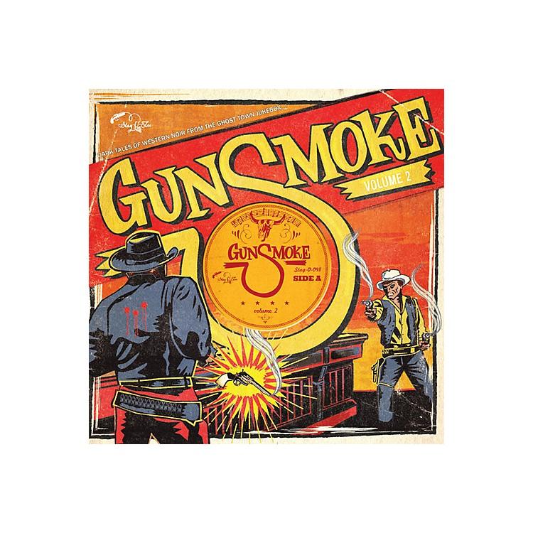 AllianceVarious Artists - Gunsmoke 2: Dark Tales Of Western Noir From / Var