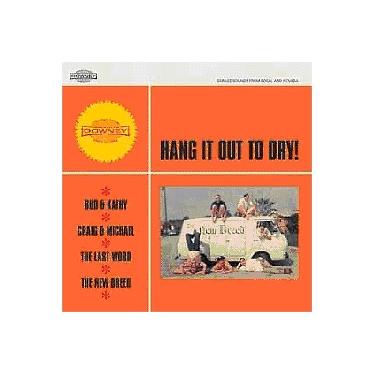AllianceVarious Artists - Hang It Out to Dry / Various