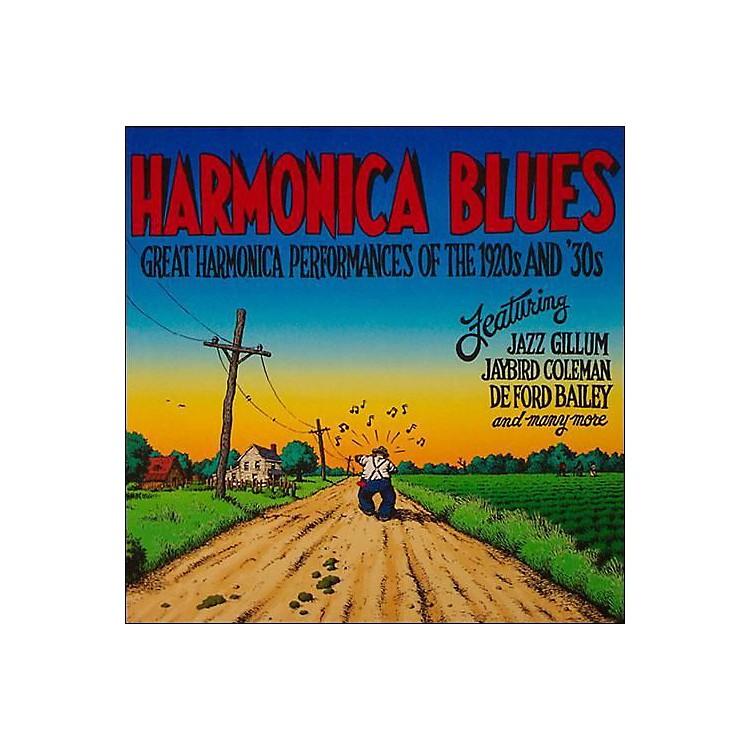 AllianceVarious Artists - Harmonica Blues