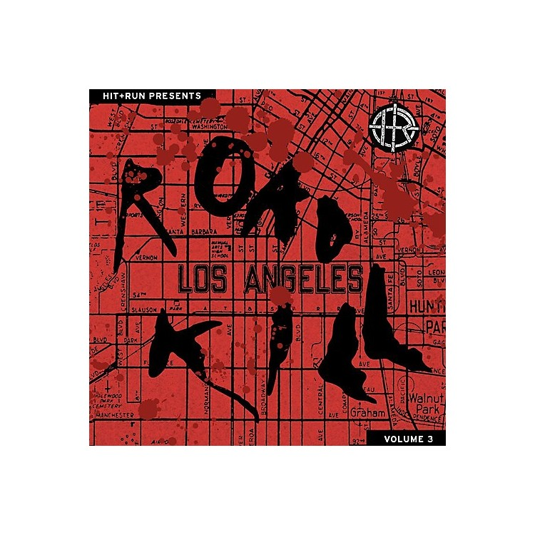 AllianceVarious Artists - Hit & Run Presents: Road Kill 3 / Various