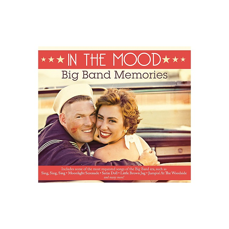Alliance Various Artists - In the Mood: Big Band Memories (CD)