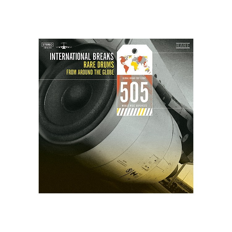 Alliance Various Artists - International Breaks 5 / Various