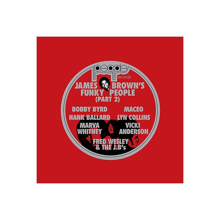 AllianceVarious Artists - James Brown's Funky People Part 2 / Various