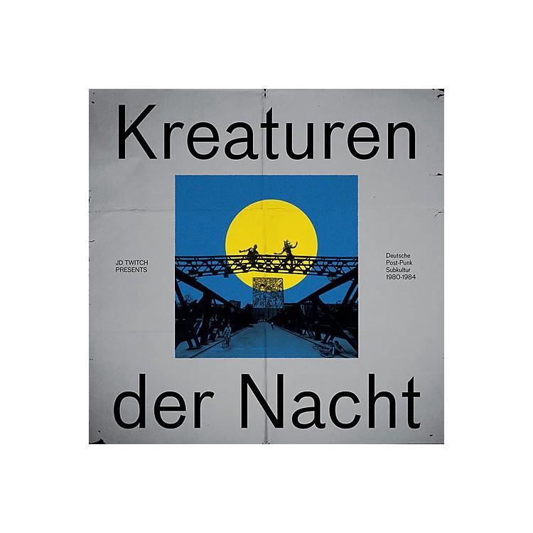 AllianceVarious Artists - Jd Twitch Presents Kreaturen Der Nacht