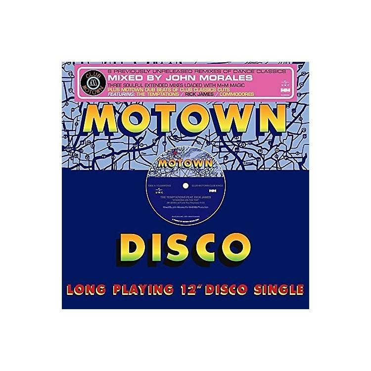 Alliance Various Artists - John Morales Presents Club Motown Kings / Various