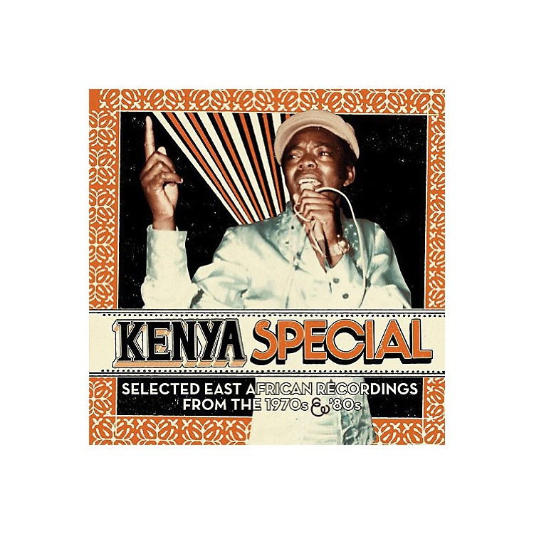 AllianceVarious Artists - Kenya Special: Selected East African Recordings from the 1970s & '80s