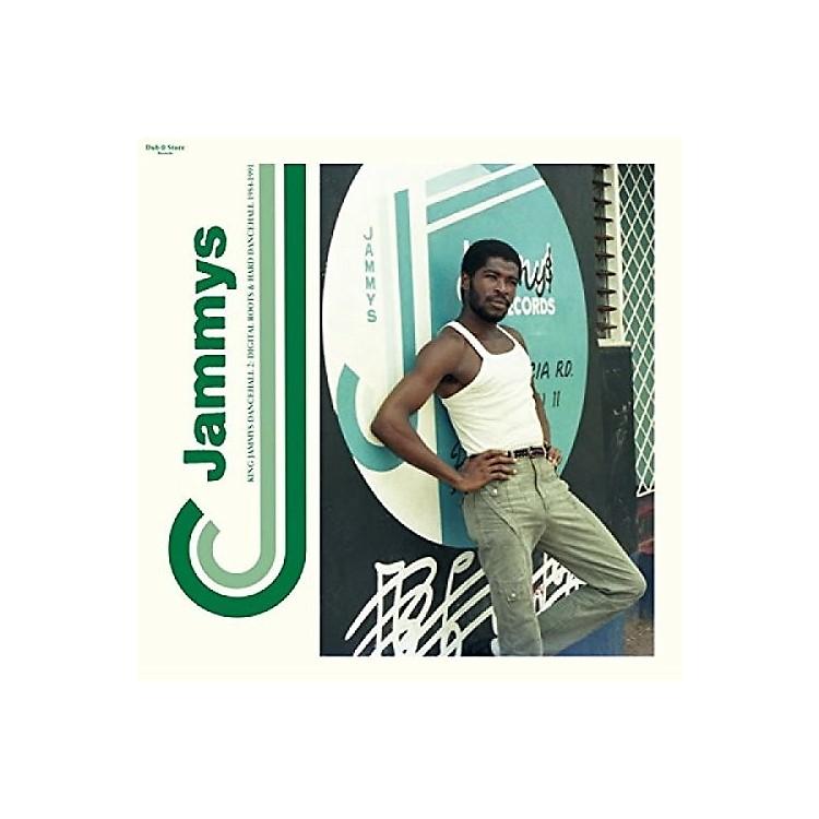 AllianceVarious Artists - King Jammys Dancehall 2: Digital Roots And Hard Dancehall 1984-1991