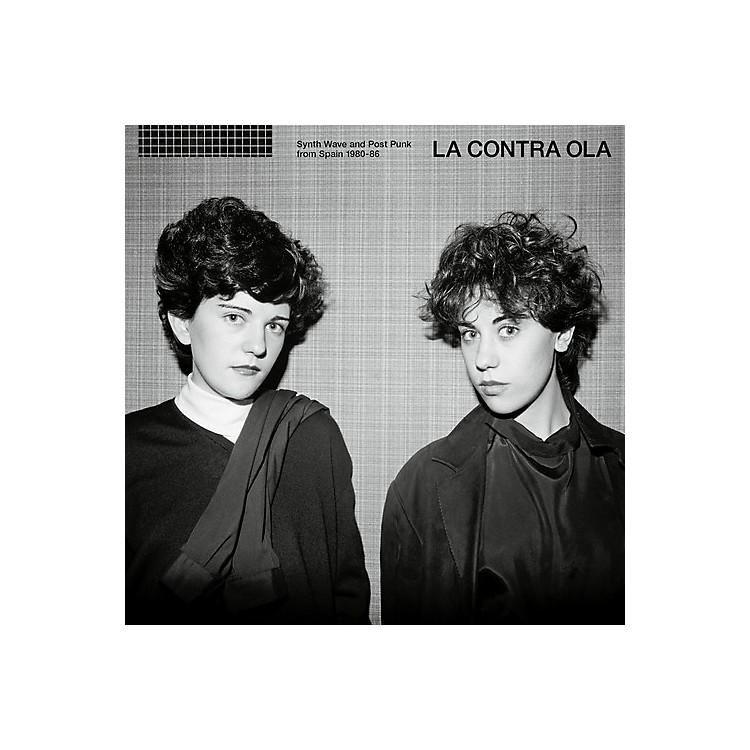 AllianceVarious Artists - La Contra Ola Post Punk & Synth Wave from Spain 1980-86