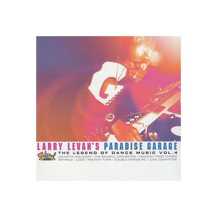 AllianceVarious Artists - Larry Levan's Paradise Garage: Legend Of / Various