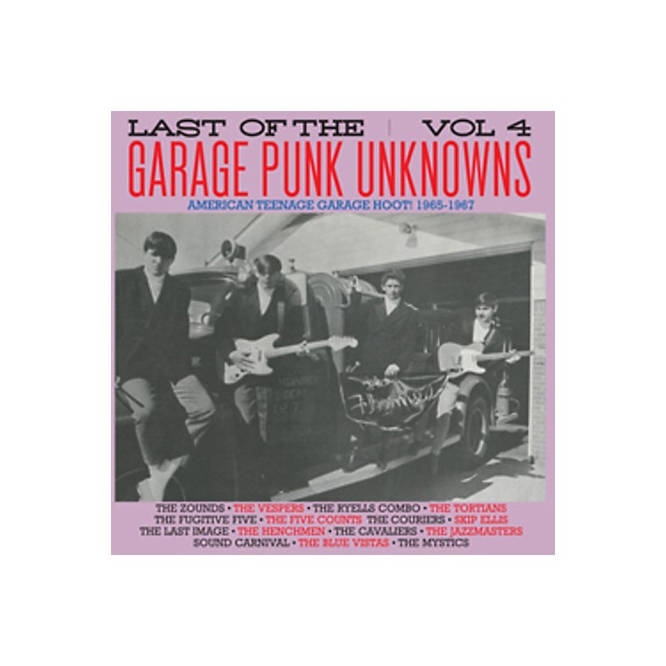 AllianceVarious Artists - Last of the Garage Punk Unknowns 4