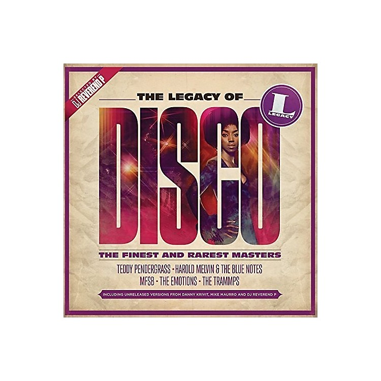 Alliance Various Artists - Legacy Of Disco / Various