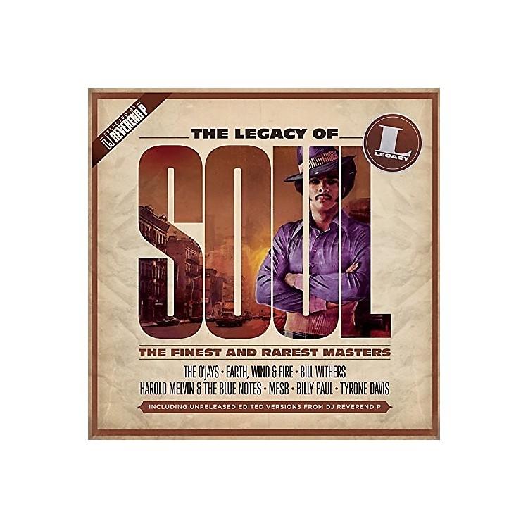 AllianceVarious Artists - Legacy Of Soul / Various