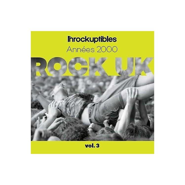 AllianceVarious Artists - Les Inrocks Anthologie Du Rock Anglais Vol 3 / Various