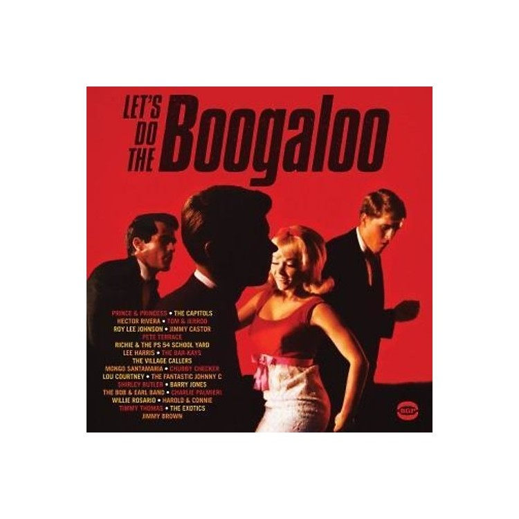AllianceVarious Artists - Let's Do The Boogaloo / Various