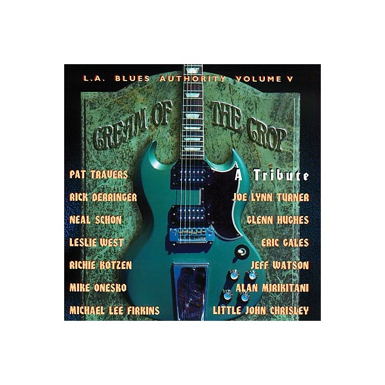 AllianceVarious Artists - Los Angeles Blues Authority, Vol. 5: Cream Of The Crop