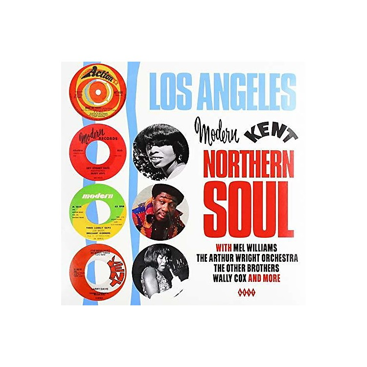 Alliance Various Artists - Los Angeles Modern Kent Northern Soul / Various