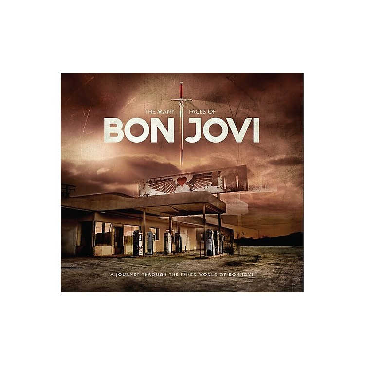 Alliance Various Artists - Many Faces Of Bon Jovi / Various (CD)