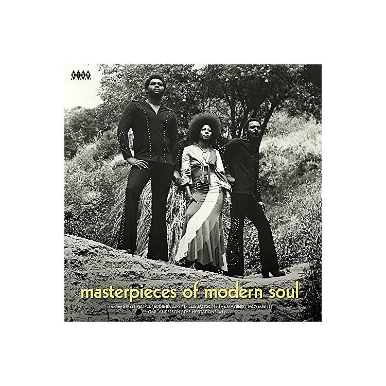 AllianceVarious Artists - Masterpieces Of Modern Soul / Various