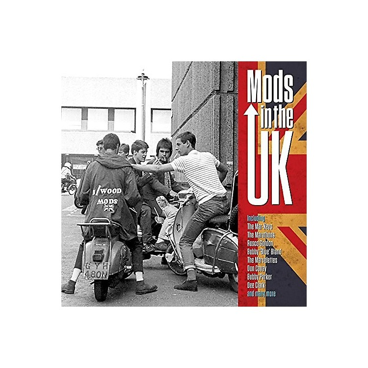 Alliance Various Artists - Mods In The UK / Various