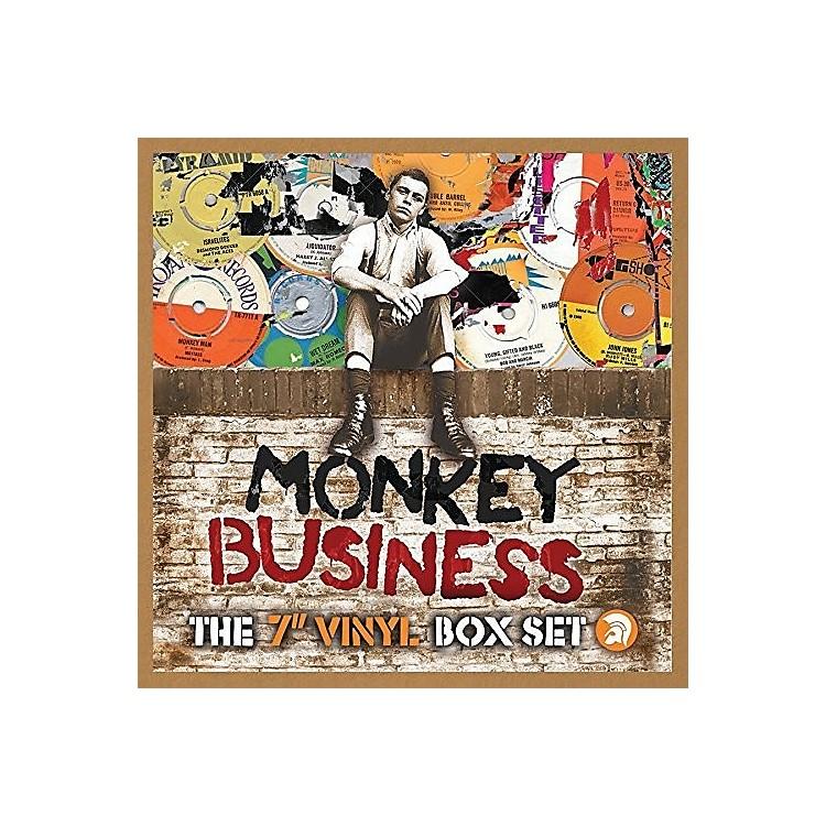 AllianceVarious Artists - Monkey Business: The 7 Vinyl Box Set / Various