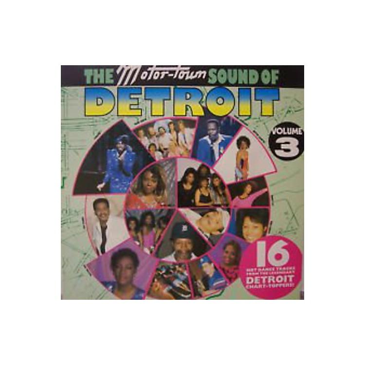 AllianceVarious Artists - Motown Artists-80'S Recordings