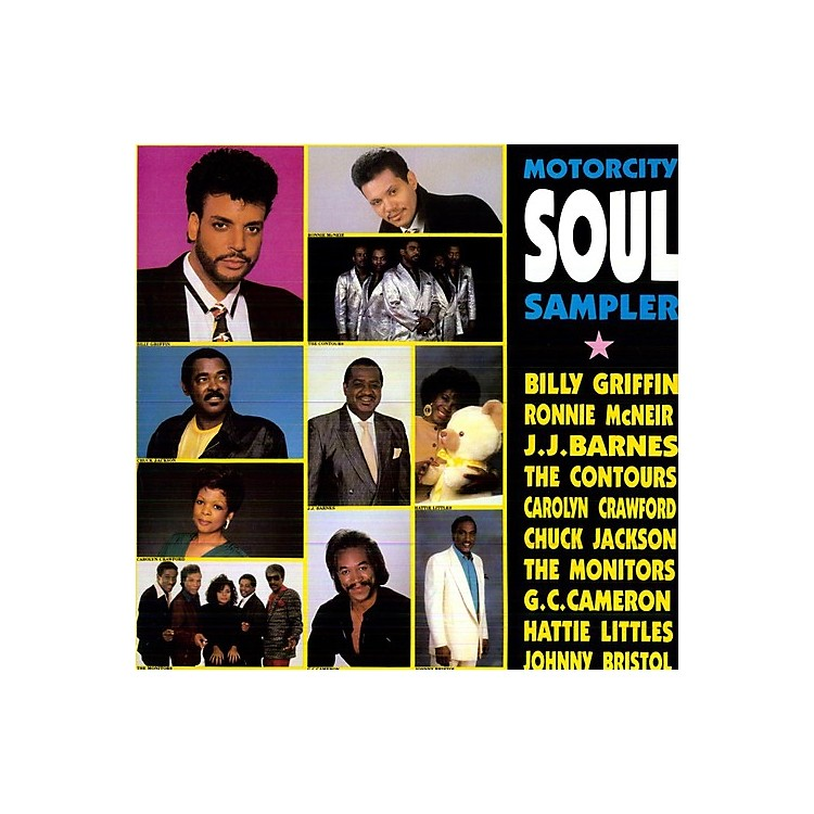 Alliance Various Artists - Motown Artists: 80's Recordings