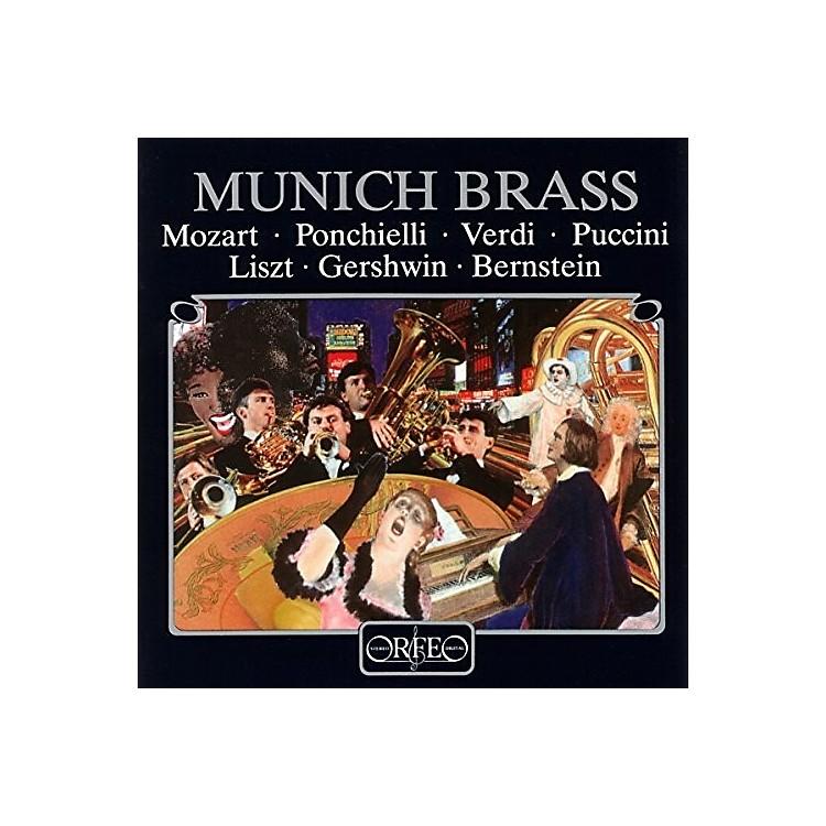 AllianceVarious Artists - Munich Brass