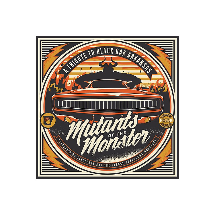 AllianceVarious Artists - Mutants Of The Monster: A Tribute Black Oak Arkansas / VARIOUS