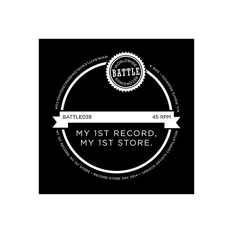 Alliance Various Artists - My 1st Record My 1st Store / Various