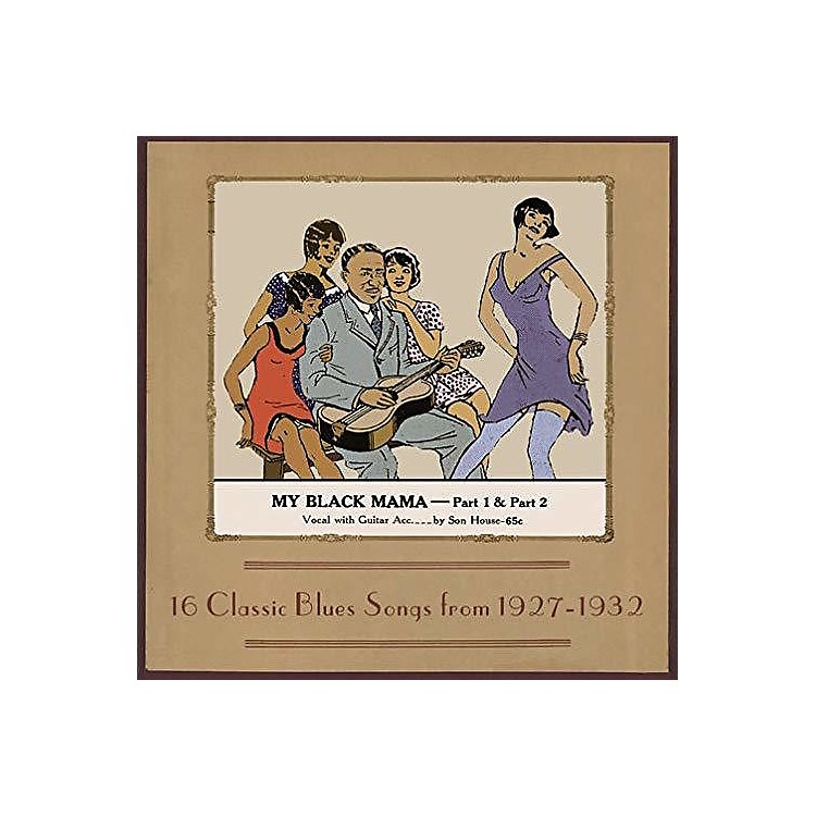 AllianceVarious Artists - My Black Mama (Various Artists)