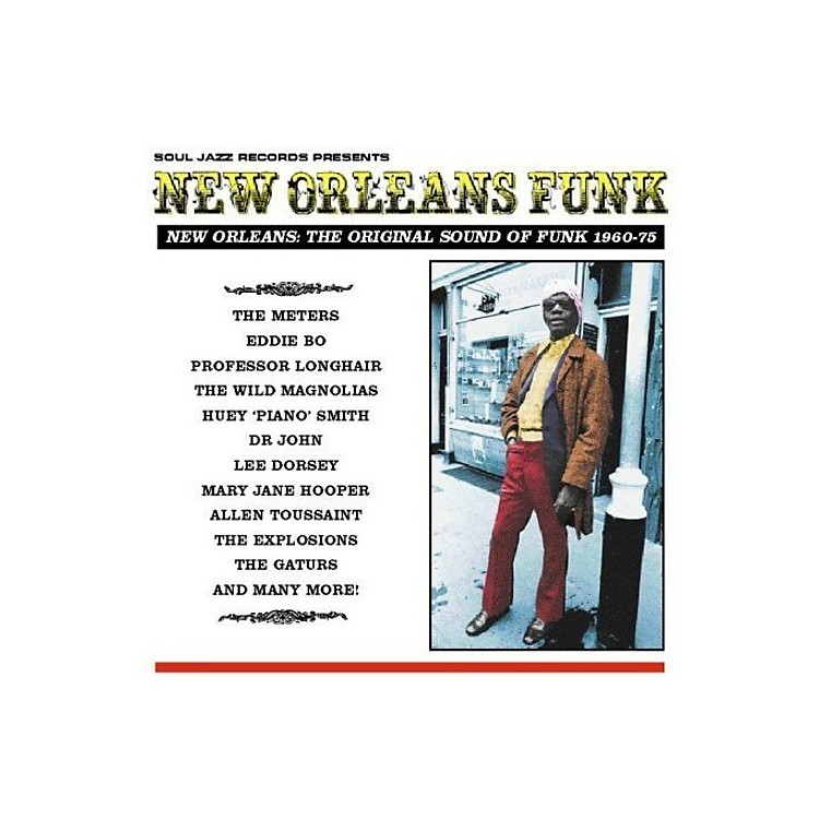 AllianceVarious Artists - New Orleans Funk