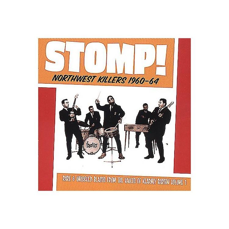 AllianceVarious Artists - Northwest Killers 1960-1964 Stomp